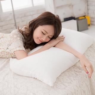 【eyah宜雅】日本纖維彈力舒柔枕(1入)