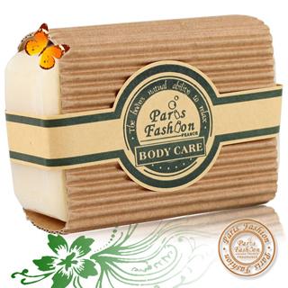 【paris fashion巴黎香氛】茉莉精油手工香皂150g(2入)