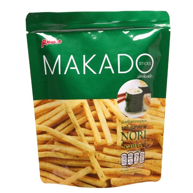 【MAKADO】麥卡多 薯條(海苔味)
