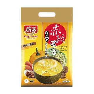 【廣吉】赤阪濃湯-納豆南瓜野菜(22g x 10小包)