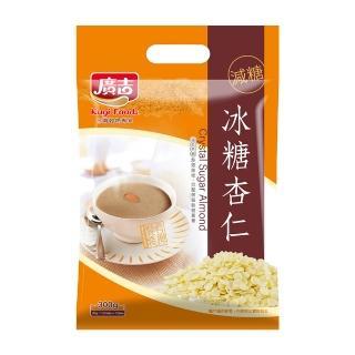 【廣吉】品豆-冰糖杏仁茶 減糖(30g x 10小包)