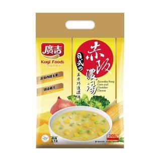 ~廣吉~赤阪濃湯~玉米巧達 20g x 10小包