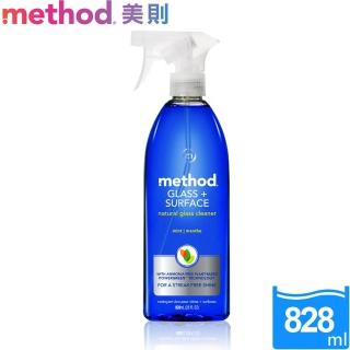 【Method 美則】最好的玻璃天然清潔劑-薄荷828ml