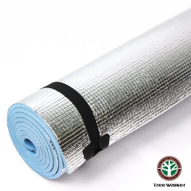 【TreeWalker】EVA雙人鋁箔軟墊-180x100x0.6cm(2入)