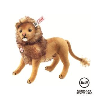 【STEIFF德國金耳釦泰迪熊】Leo Lion 21cm(限量版泰迪熊)