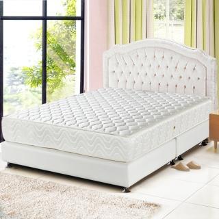 【睡芝寶】矽膠3M防潑水透氣涼蓆護背床墊(雙人5尺)