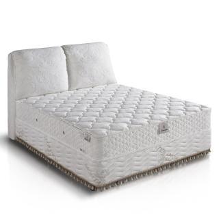 【法國-MOAGUT】二線護背式獨立筒床墊M01-雙人加大6尺