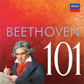 【福茂唱片】貝多芬名曲101(6CDs)