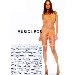 【MUSIC LEGS】性感貓裝(頂級6995白F)