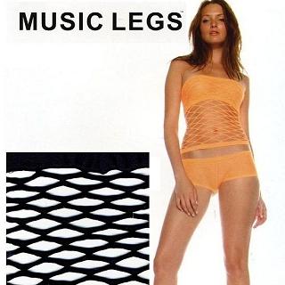 【MUSIC LEGS】性感貓裝(頂級 9995 黑 F)