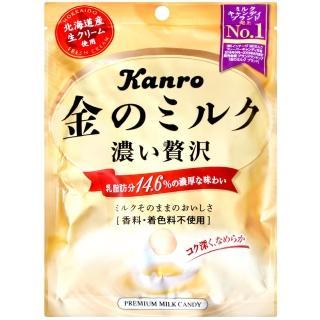 【Kanro甘樂】金牛奶糖(80g)