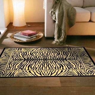 【范登伯格】薩斯狂野大地絲質地毯-虎(70x105cm)