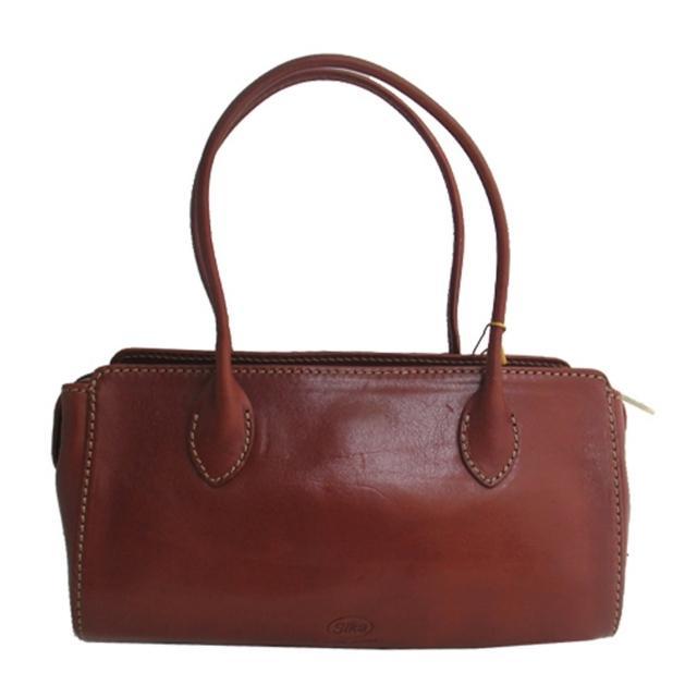 【Sika】義大利時尚獸皮小手提包(M6037-01)