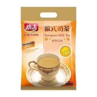 【廣吉】經典歐式奶茶(17g*22包)