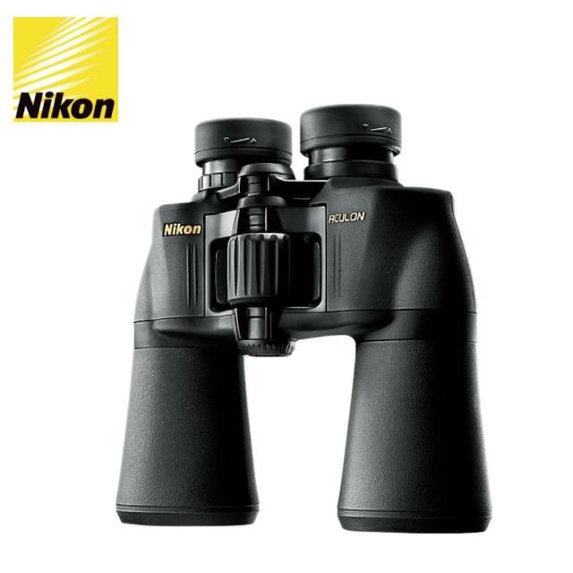 【日本NIKON尼康】Aculon A211 16x50 雙筒望遠鏡(公司貨)