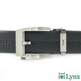 【Lynx】男用自動扣紳士皮帶 LY11-875-99