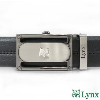【Lynx】男用自動扣紳士皮帶 LY11-876-99