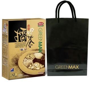 【禮盒】馬玉山客家擂茶-禮盒組(35g*12小包/盒)