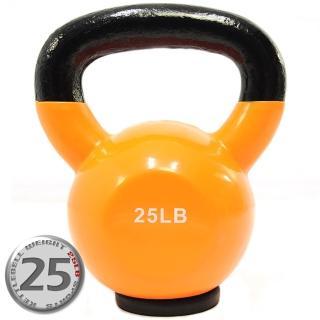KettleBell包膠25磅壺鈴(C113-2025)
