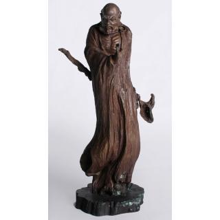 【荒木雕塑藝品】達摩大師(銅鑄)
