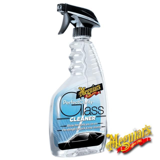 【Meguiars-美克拉台灣總代理】超清晰玻璃清潔保養液