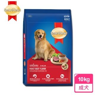 【SmartHeart】慧心犬糧 - 牛肉口味成犬配方(10KG)