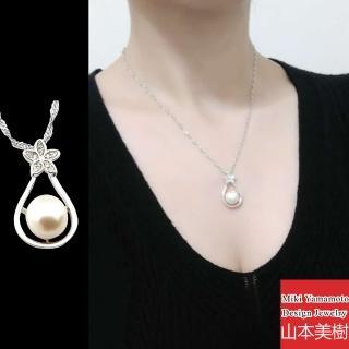 【山本美樹】搖籃花曲 淡水珍珠項鍊