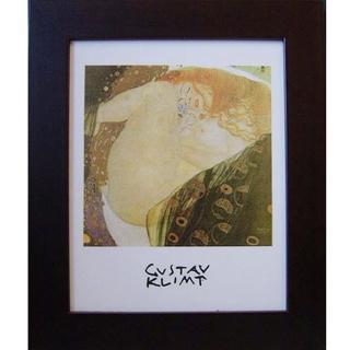 【開運陶源】Klimt克林姆之世界名畫(danae Nude 裸)