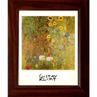 【開運陶源】向日葵花園(Klimt克林姆之世界名畫)