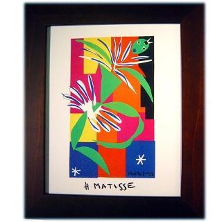 【開運陶源】Matisse馬諦斯的抽象畫(3)