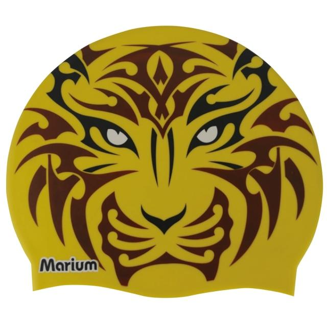 【≡MARIUM≡】臉譜-矽膠泳帽─共四色(MAR-2604)