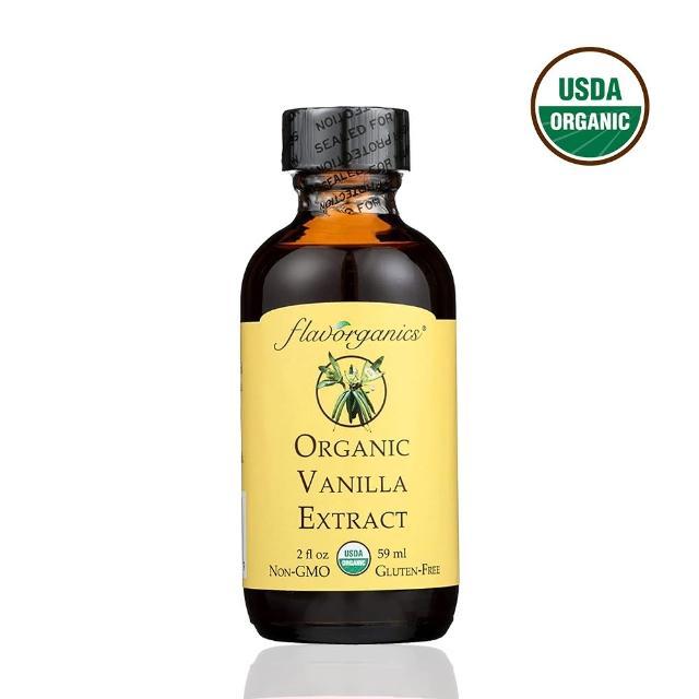 【Flavor Organic】有機香草精(59ml)
