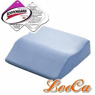 【LooCa】吸濕排汗專利護肩柔頸枕(1入)