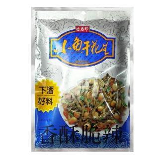 【盛香珍】小魚干花生80g-內有獨立小包裝(約10小包入)