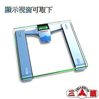 【三箭牌】可移式視窗玻璃電子體重計(EB-9101)