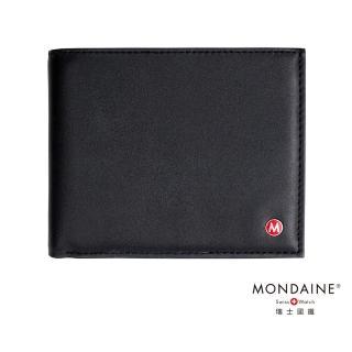 【Mondaine瑞士國鐵】NAPA系列九卡短夾