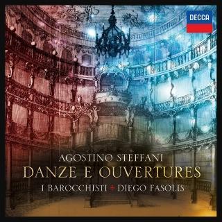 【福茂唱片】法索利斯 指揮 巴洛克人古樂團(史戴法尼:舞蹈與序曲(1CD))