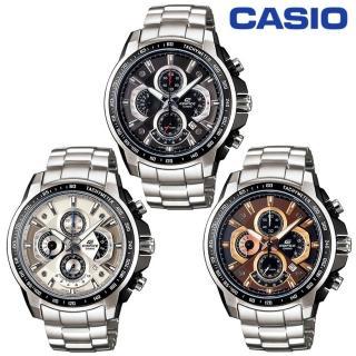 【CASIO 卡西歐 EDIFICE系列】賽車款-多層次錶盤設計男錶(EF-560D)