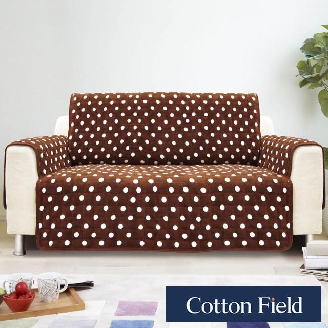 【棉花田】暖點沙發防滑保暖保潔墊(雙人)