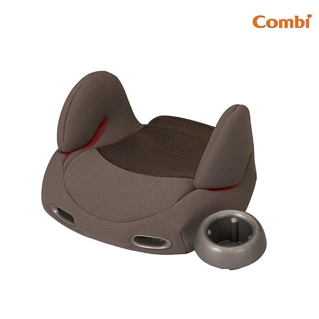 【Combi】Buon Junior 輔助墊汽座(棕色)