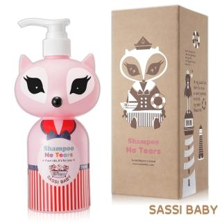 【SASSI BABY】誰洗寶貝洗髮精:無淚配方(女)700ml