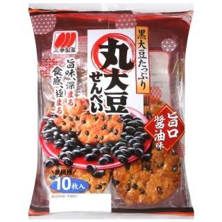 【三幸製果】丸大豆米果(11枚入)