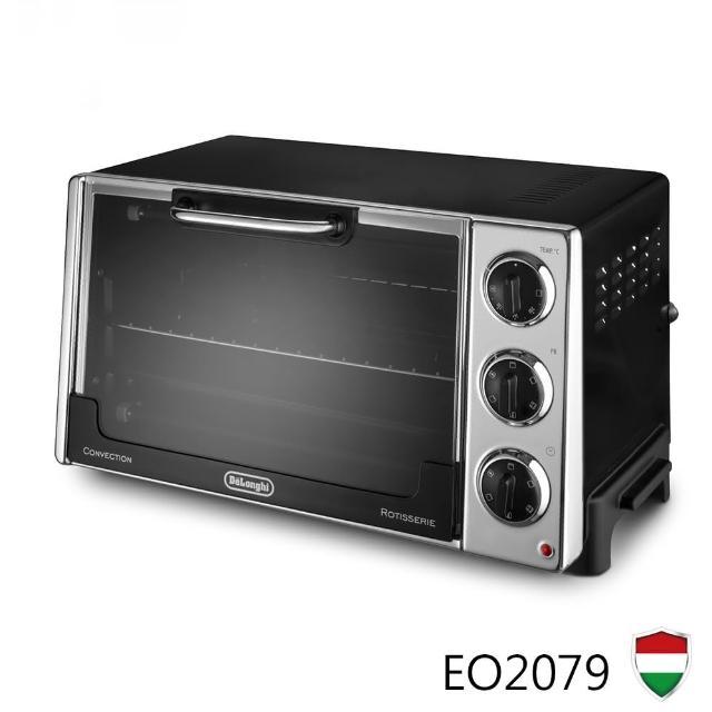 【義大利 DeLonghi 迪朗奇】旋風式烤箱(EO2079)