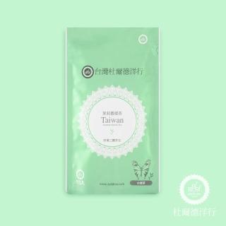 【杜爾德洋行】茉莉香綠茶茶包(15入)