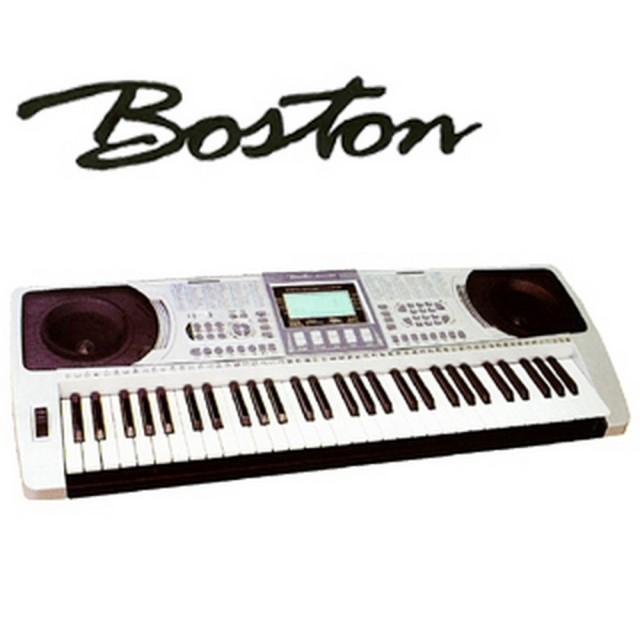 【BOSTON】公司貨保固 標準61鍵可攜式多功能電子琴(BSN-250)