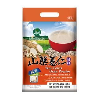 【薌園】山藥薏仁穀粉(30G*12入)