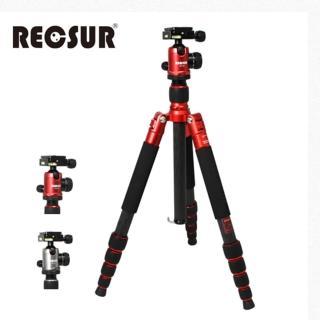 【RECSUR】銳攝 RS-3255C+VQ-20 五節反折式碳纖維腳架(台腳五號)