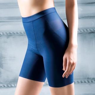 【華歌爾】X極塑衣 64-90 長型骨盆褲(寶石藍)