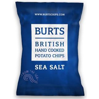 【Burts波滋】手作洋芋片  海鹽