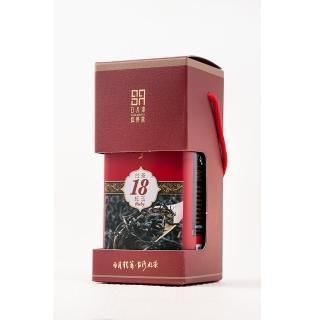 【日月潭紅茶廠】頂級 18號紅玉紅茶 茶葉75g 罐裝(6件組)